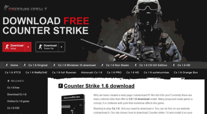 csdownload.lt - counter strike 1.6 download, download cs 1.6 install, cs 1.6