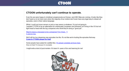 ctoon.party