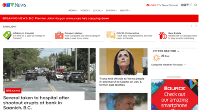ctvnews.ca - ctv news  top stories - breaking news - top news headlines
