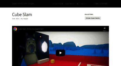cubeslam.com - cube slam