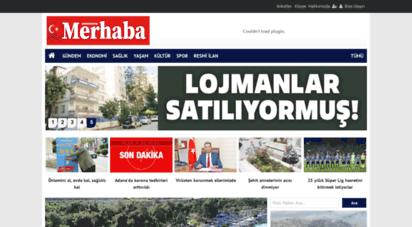 cukurovamerhaba.com - çukurova merhaba gazetesi