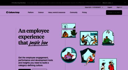 cultureamp.com - the people & culture platform - culture amp