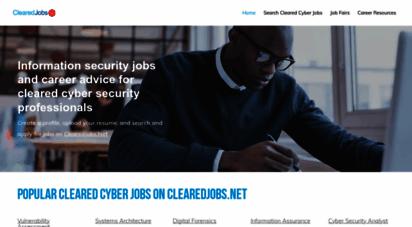 cybersecjobs.com - cyber security jobs  cybersecjobs.com