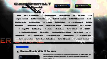 cybersports.lt