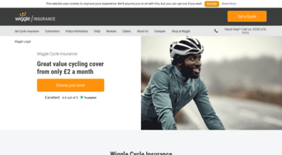 Welcome to Cycleinsurance2.wiggle.co.uk - Welcome to Wiggle Cycle ... 51698ac59