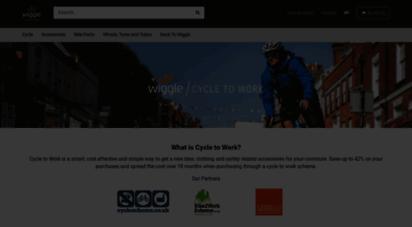 f86943296 Welcome to Cycletowork.wiggle.co.uk - Wiggle Cycle To Work | Cycle ...
