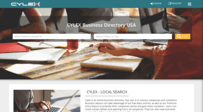 cylex.us.com - cylex local search us