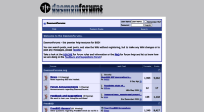 daemonforums.org