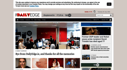 dailyedge.ie - the daily edge