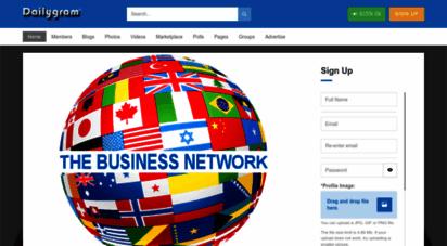 dailygram.com - dailygram ... the business network