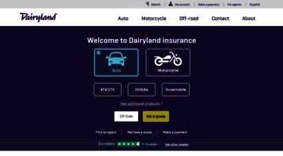dairylandinsurance.com - motorcycle insurance quote  cycle insurance  dairyland cycle insurance