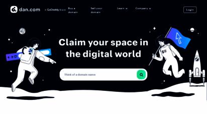 dan.com - domain marketplace  buy & sell domain names  dan.com