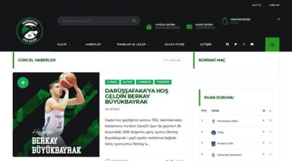 darussafakabasketbol.com