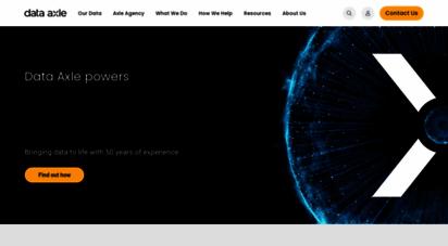 data-axle.com - data axle
