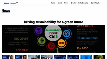 data-economy.com - homepage - data economy