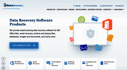 datanumen.com - data recovery, file recovery and email recovery software by datanumen