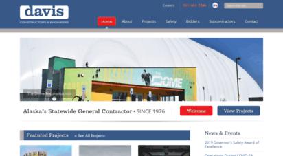 davisconstructors.com - davis constructors & engineers, inc
