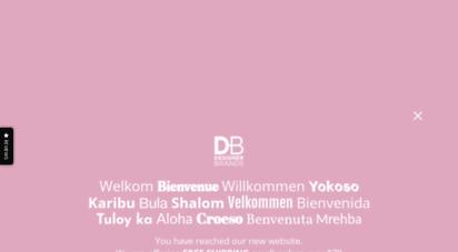dbcosmetics.com.au - free gift with any 3 products  db cosmetics