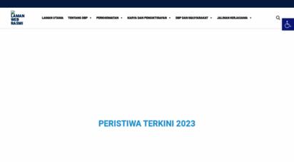 dbp.gov.my - ::::: laman dewan bahasa dan pustaka malaysia :::::