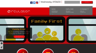 dccirculator.com - error