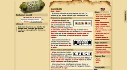 dcode.fr -