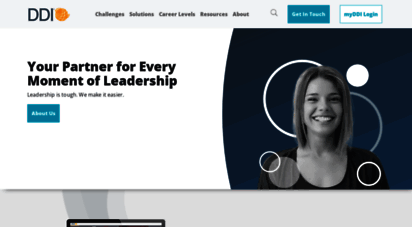 Welcome to Ddiworld com - DDI | Leadership Development