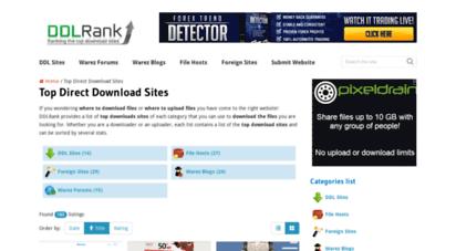 ddlrank.com -
