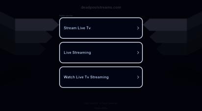 deadpoolstreams.com - deadpoolstreams.com