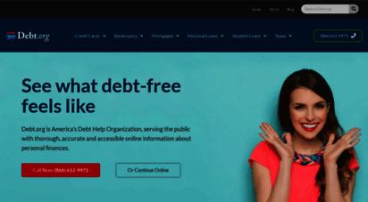debt.org -