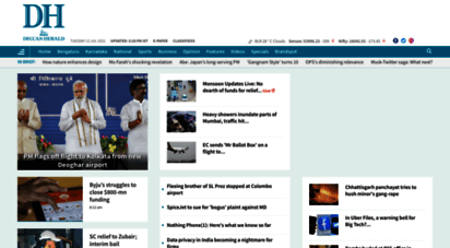 deccanherald.com - news: latest & breaking news, latest news headlines  deccan herald