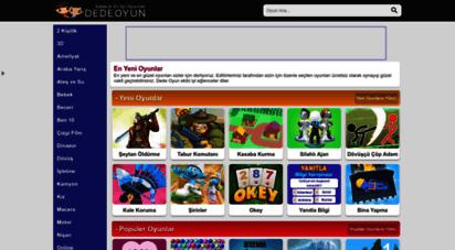dedeoyun.com