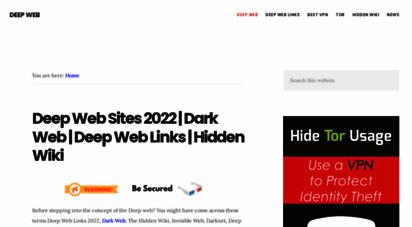 deepweb-sites.com - deep web sites 2018  dark web  deep web links  hidden wiki