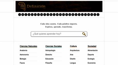definicion.de - definicin.de