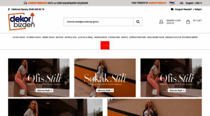 dekorbizden.com - mobilya ve ev dekorasyonu  dekorbizden.com