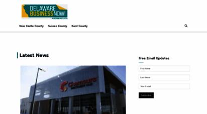 delawarebusinessnow.com - home - delaware business now