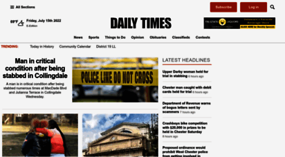 delcotimes.com - the delaware county daily times: breaking news, sports, business, entertainment & delaware county news