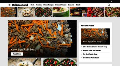deliciosfood.com - deliciosfood.com-diese website steht zum verkauf!-informationen zum thema delicios food.