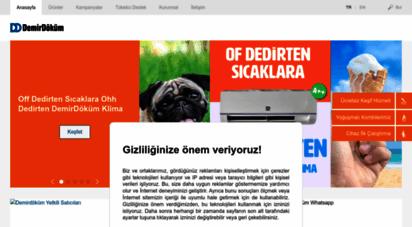 similar web sites like demirdokum.com.tr