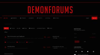 demonforums.net