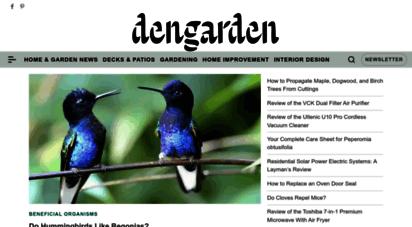 dengarden.com - dengarden - home and garden