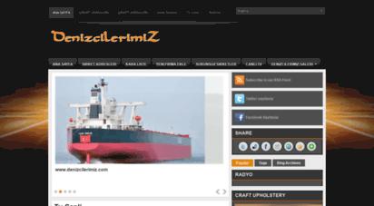 denizcilerimiz.blogspot.com - denizcilerimiz web portal