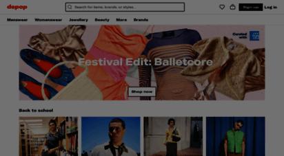 depop.com - depop - buy, sell, discover unique fashion
