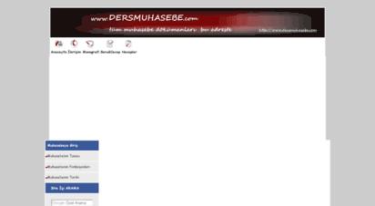 dersmuhasebe.com - muhasebe dersi, muhasebe dersleri, muhasebe örnekleri, www.dersmuhasebe.com, smmm staj, monografiler, muhasebe soruları