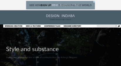 designindaba.com - design indaba  a better world through creativity