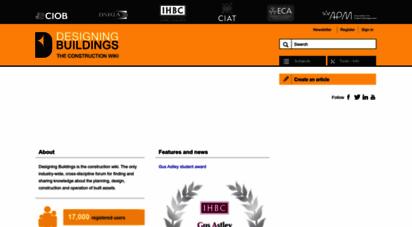 designingbuildings.co.uk - designing buildings wiki
