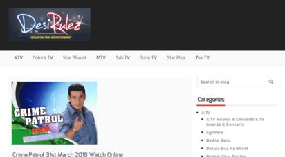 Desirulez Tv Shows