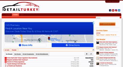 detailturkey.net - detail turkey - detaylı araç bakımı, temizliği ve boya koruma forumu