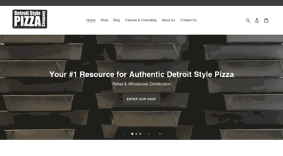 detroitstylepizza.com - detroitstylepizza.com - your online resource for authentic detroit style pizza