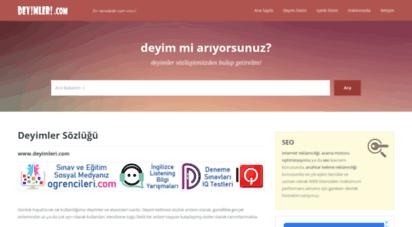 deyimleri.com