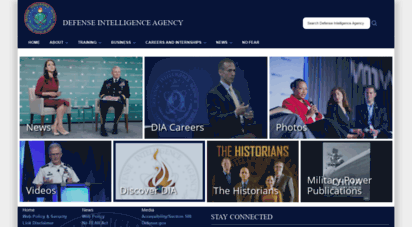 dia.mil - defense intelligence agency  committed to excellence in defense of the nation